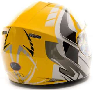 Youth Full Face Helmet Motorcycle Helmet Street Kids S