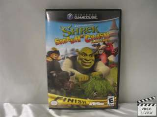 Shrek Smash n Crash Racing (Nintendo GameCube, 2006) 047875752832
