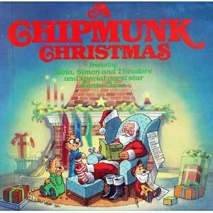 Chipmunk Christmas. (AQL14041): Music