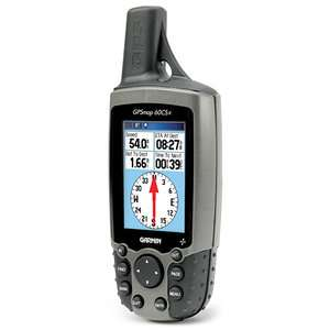 Garmin 60CSx Handheld GPS Navigator, 010 00422 00 GPS