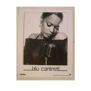 Blu Cantrell Press Kit And Photo