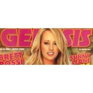 Genesis Magazine   Sunny Leone, Brett Rossi, Alexis Texas