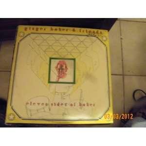 Ginger Baker Eleven Sides of Baker (Vinyl Record) r