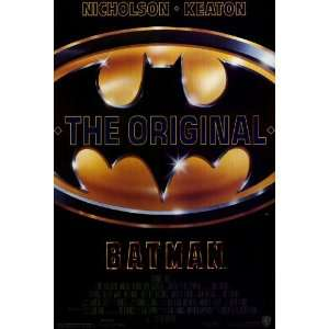 (11 x 17 Inches   28cm x 44cm) (1989) Style D  (Michael Keaton)(Jack