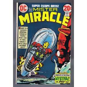 Mister Miracle #12 (Jack Kirby story & art) Jack Kirby Books