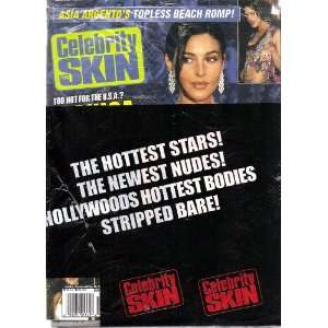 Celebrity Skin Magazine #110 Jaid & Drew Barrymore, Goldie