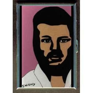 KL JOHN WAYNE GACY SELF PORTRAIT ID CREDIT CARD WALLET CIGARETTE CASE