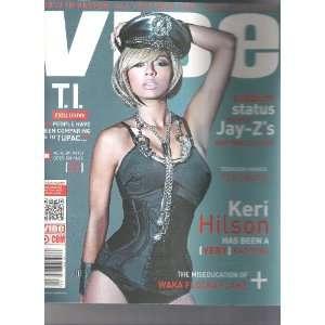Vibe Magazine (Keri Hilson has been a very bad girl