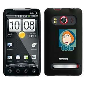 Lois Griffin from Family Guy on HTC Evo 4G Case