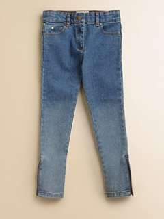 Stella McCartney Kids   Girls Dipsy Faded Skinny Jeans