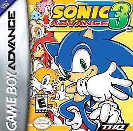 Sonic Advance 3 Nintendo Game Boy Advance, 2004 785138321585