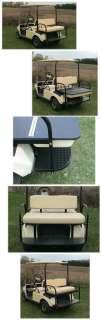 USA FLIP FLOP folding rear seat kit for Club Car DS