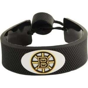 Boston Bruins NHL Classic Hockey Bracelet Wristband