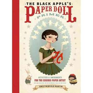 The Black Apples Paper Doll Primer Activities & Amusements for the