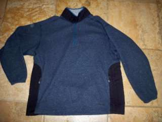 Patagonia XL Pullover Jacket Mens Blue