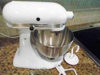 KitchenAid Kitchen Aid Classic K45SS Classic 250 Stand Mixer ~ White