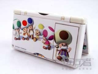 Super Mario Sticker Decal Cover for Nintendo DS Lite
