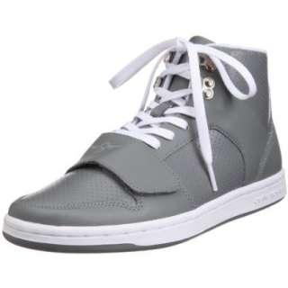 Creative Recreation Mens Cesario High Top Sneaker,Grey,12 M US
