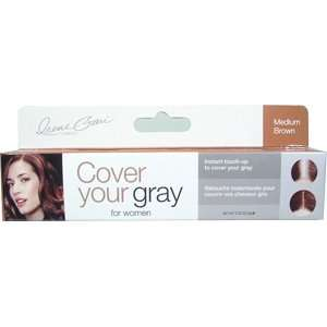 IRENE GARI Cover Your Gray for Women Instant Touch Up Lash
