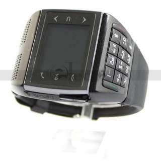 Mobile Cell Phone Wrist Watch /MP4 FM Touchscreen