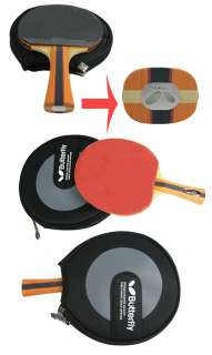 TBC502 Ping Pong Paddle Table Professional Tennis Racket 7304