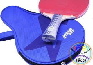 Table Tennis Paddle Racket Bat Shakehand Long DHS X 2002 Ping Pong