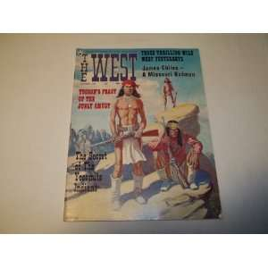 The West Magazine October 1968 (Trues Stories of the Old West