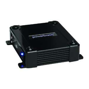 PowerBass ATM330.2 600 Watt Max Atom Series 2 Channel Amplifier: Car