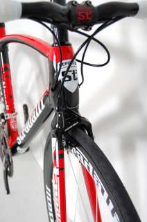 SRAM RED BLACK FULL CARBON ROAD BIKE RACE BICYCLE BB30 XL