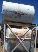 500 Gallon Portable Diesel Fuel Storage Tank