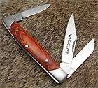 Winchester 9¾ Rich Wood Grain Hunting/Skinning Knife Hunter